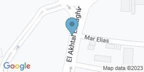 Google Map for Rojo Beirut