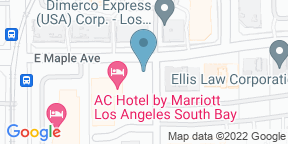 Google Map for AC Lounge- South Bay