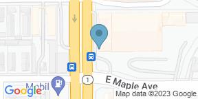 Google Map pour Little Sister - El Segundo