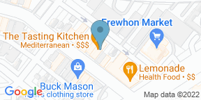 Google Map for The Tasting Kitchen