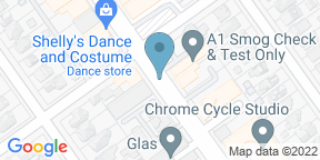 Google Map for Koutoubia