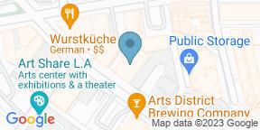 Google Map for Pali Wine Co. - DTLA