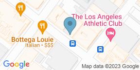 Google Map for Bar Jackalope