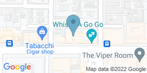 Google Map for Justin Queso's Tex-Mex Restaurant & Bar