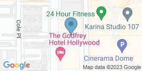 Google Map for La Mesa Lounge