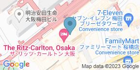 Google Map for BLT Steak Osaka