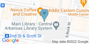 Google Map for Cannibal and Craft