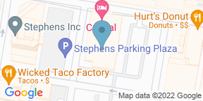 Google Map for Capital Bar and Grill