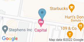 Google Map for One Eleven at the Capital