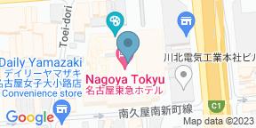 Google Map for Nagoya Nadaman