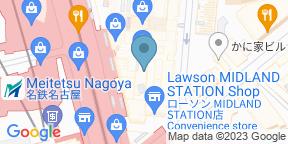 Google Map for Enoteca Pinchiorri Nagoya