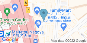 Google Map for l'Auberge de l'ill Nagoya