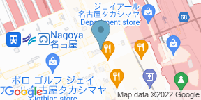 Google Map for Meieki Nadaman Saryo