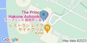Google Map for Hakone Nadaman Garden