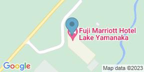 Google Map for Grill & Dining G - Fuji Marriott Hotel Lake Yamanaka
