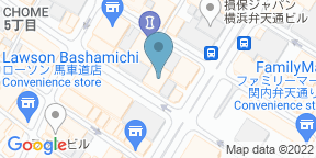 Google Map for Vinoteca Sakura