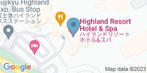 Google Map for Resort Dining Fujiyama Terrace - Highland Resort Hotel & Spa