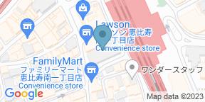 春秋 ユラリ 恵比寿のGoogle マップ