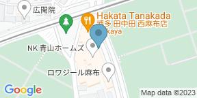 カサハラのGoogle マップ