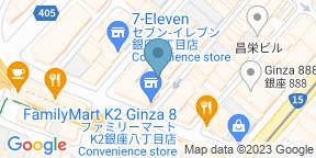 和創はやしだのGoogle マップ