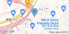 トラットリア・ヒロ 銀座のGoogle マップ