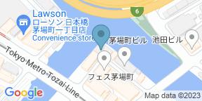 和牛焼肉 KIM 茅場町のGoogle マップ
