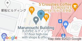 Google Map for Sens & Saveurs