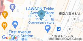 Google Map for Piacere - Shangri-La Hotel Tokyo
