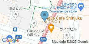 カナルのGoogle マップ