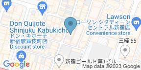 Google Map for Robot Restaurant
