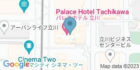 Google Map for Il Pepe - Palace Hotel Tachikawa
