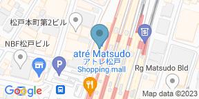 焼肉トラジ アトレ松戸店のGoogle マップ