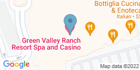 Google Map for Lucky Penny Cafe at Green Valley Ranch