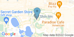 Google Map for Diablo's Cantina - The Mirage