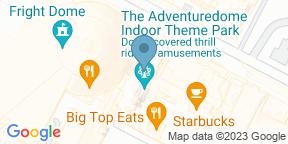 Google Map for THE Steak House at Circus Circus - Las Vegas