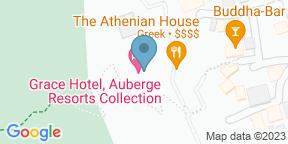 Google Map for Santoro Restaurant