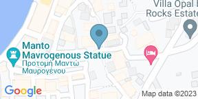Google Map for Nusr-Et Mykonos
