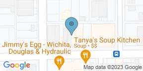 Google Map for Lava & Tonic