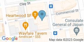 Google Map for The Barrel Room - San Francisco