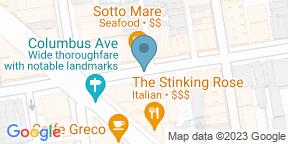 California Fish Market Restaurant auf Google Maps