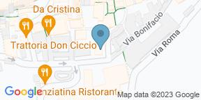 Google Map for Osteria Nero D'Avola
