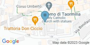 Google Map for Da Cristina