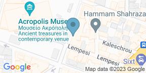 Google Map for Gods' Restaurant