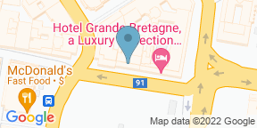 Google Map for Tudor Hall
