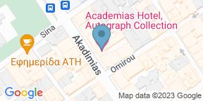 Google Map for Plato Lounge Bar