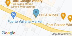 Mappa Google per LOLA Winery Tasting Room