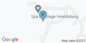 Google Map for Hazel Hill at Montage Healdsburg