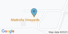 Mappa Google per Madrona Vineyards