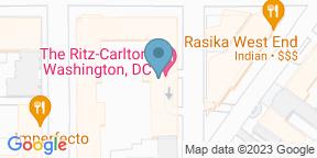 Google Map for Quadrant at Ritz-Carlton DC