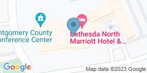 Mapa de Google para The Corby Kitchen